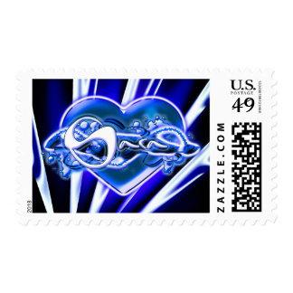 Sara Postage Stamps