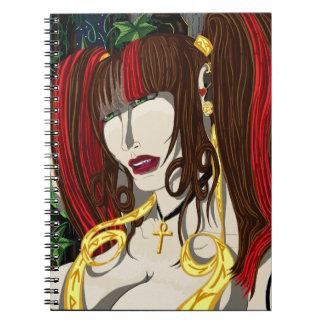 Sara Rose Series Notebook
