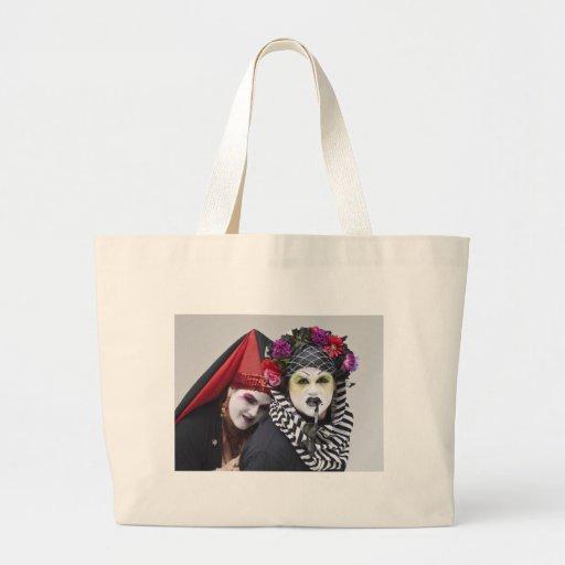 Sara & Saviour Canvas Bag