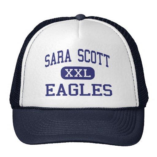 Sara Scott Eagles Milwaukee medio Wisconsin Gorro De Camionero