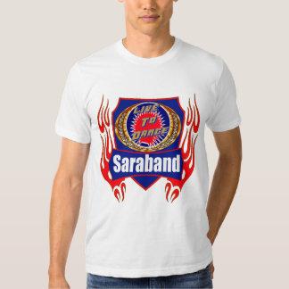 Saraband Dance Wear T-shirts