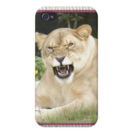 sarabi-00281 iPhone 4 carcasas