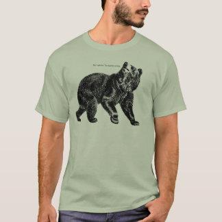 "Saracastic Bear ""Nice Opinion. Too bad it's wrong. T-Shirt"