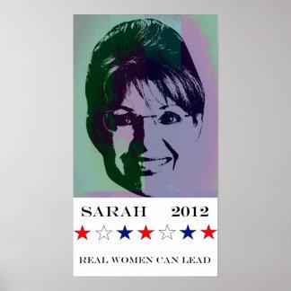 Sarah 2012 posters