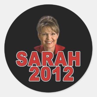 Sarah 2012 T shirts, Hoodies, Sweats, Mugs Round Stickers