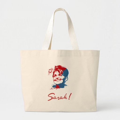 Sarah! Tote Bag