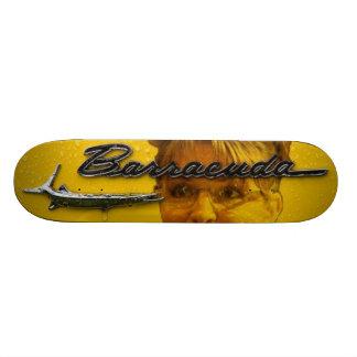Sarah Barracuda Deck Skateboard