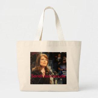 Sarah barracuda large tote bag