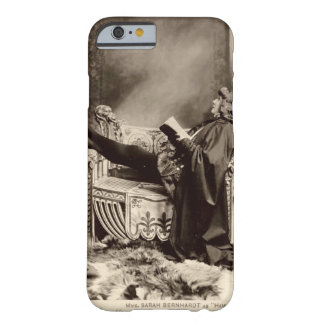 Sarah Bernhardt (1844-1923) as Hamlet in the 1899 Barely There iPhone 6 Case