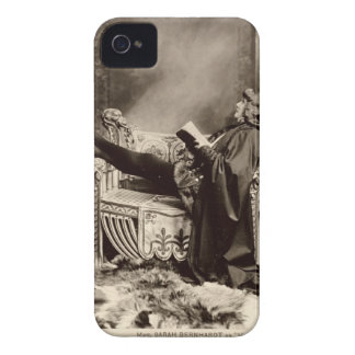 Sarah Bernhardt (1844-1923) as Hamlet in the 1899 iPhone 4 Case-Mate Cases