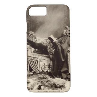 Sarah Bernhardt (1844-1923) as Hamlet in the 1899 iPhone 7 Case