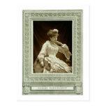 Sarah Bernhardt (1844-1923), de 'Galerie Contemp Postales