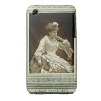 Sarah Bernhardt (1844-1923), from 'Galerie Contemp iPhone 3 Case-Mate Case