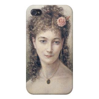 Sarah Bernhardt  1869 iPhone 4 Covers