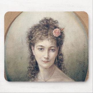 Sarah Bernhardt  1869 Mouse Pad
