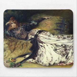 Sarah Bernhardt  1871 Mouse Pad