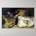 Sarah Bernhardt  1871 Poster
