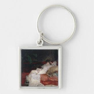 Sarah Bernhardt  1876 Keychain