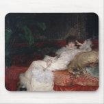 Sarah Bernhardt  1876 Mouse Pad