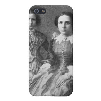 Sarah Bernhardt and her mother? Cover For iPhone 5/5S