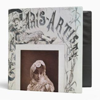 Sarah Bernhardt en el papel de Marion Delorme