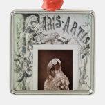 Sarah Bernhardt en el papel de Marion Delorme Ornamentos Para Reyes Magos