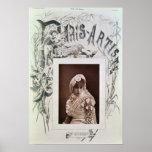 Sarah Bernhardt en el papel de Marion Delorme Poster