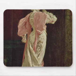 Sarah Bernhardt Mouse Pad