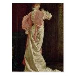 Sarah Bernhardt Tarjeta Postal