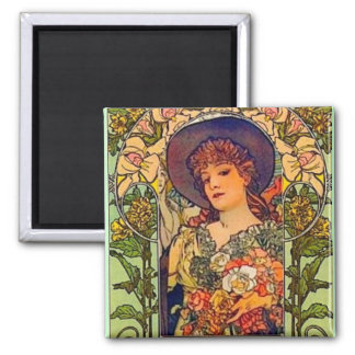 Sarah Bernhardt Tosca. Imán Cuadrado