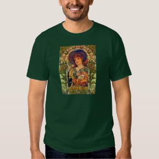 Sarah Bernhardt Tosca. T-shirt