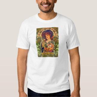 Sarah Bernhardt Tosca. Tshirt
