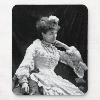 Sarah Bernhardt Vintage Photo - 1877 Mouse Pad