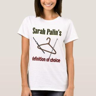 sarah +choice T-Shirt