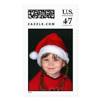 Sarah Christmas stamp A 2005