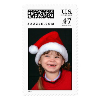 Sarah Christmas stamp B 2005