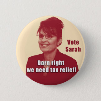 Sarah Debate Button