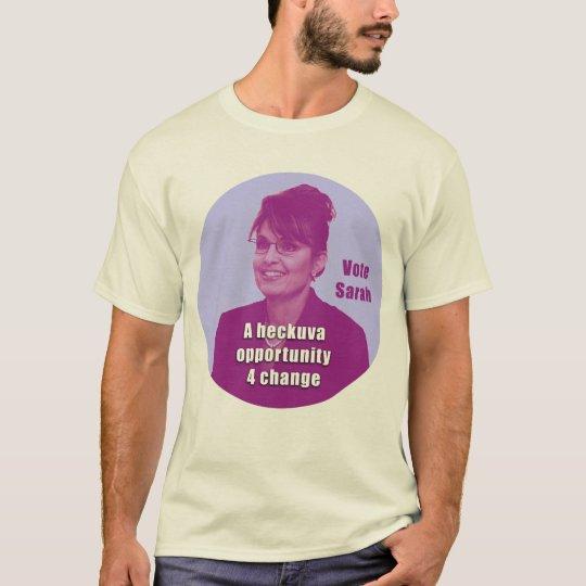Sarah Debate T-Shirt