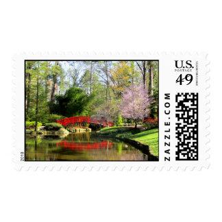 Sarah Duke gardens Stamps