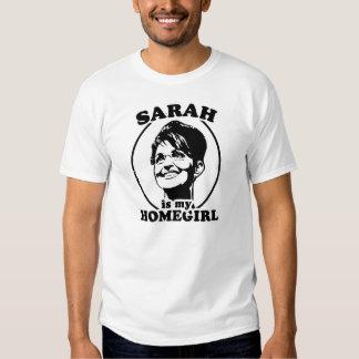 Sarah es mi camisa del homegirl