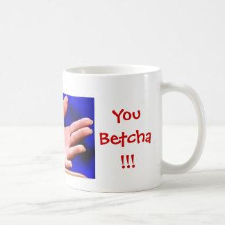 sarah hand mug, An insult to intelligent women