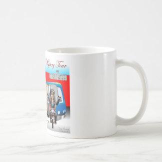 Sarah In the Red Coffee Mug