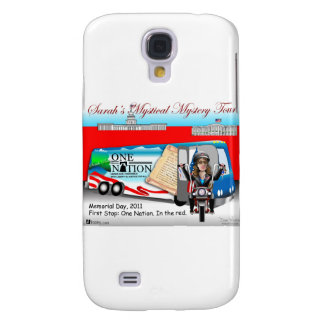 Sarah In the Red Samsung Galaxy S4 Cover