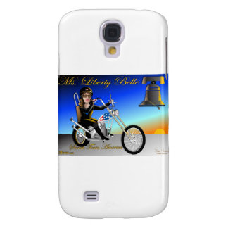 Sarah is Liberty Belle Samsung Galaxy S4 Covers