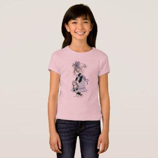 """Sarah Kay """"Pia"""" Girl's T-Shirt Pink"""