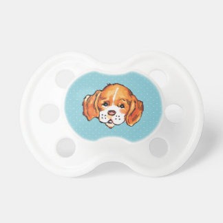 """Sarah Kay """"Puppy"""" Pacifier"""