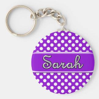 Sarah Keychain