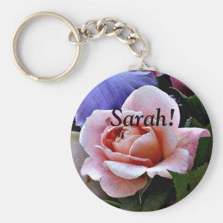 Sarah! Keychain