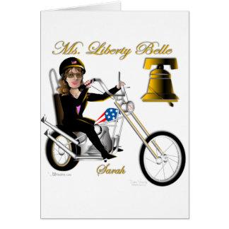Sarah Liberty Belle Line Cards
