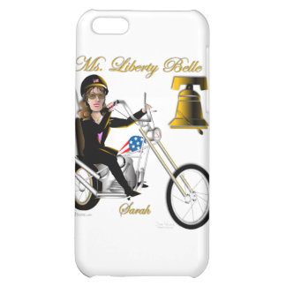 Sarah Liberty Belle Line Cover For iPhone 5C